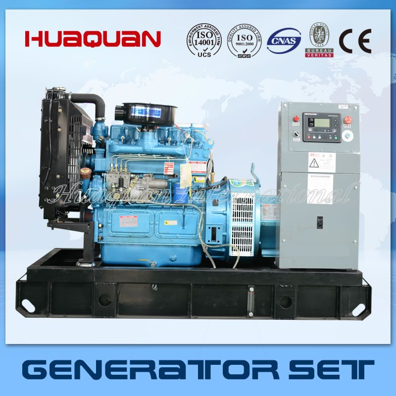 Factory Sale 380v 50hz Ricardo Diesel Generator 20kw Diesel Generators Diesel Electrical Equipment