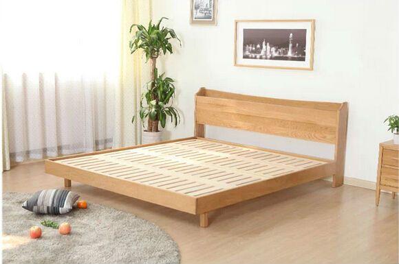 Moderno minimalista muebles de roble blanco muebles de madera maciza ...