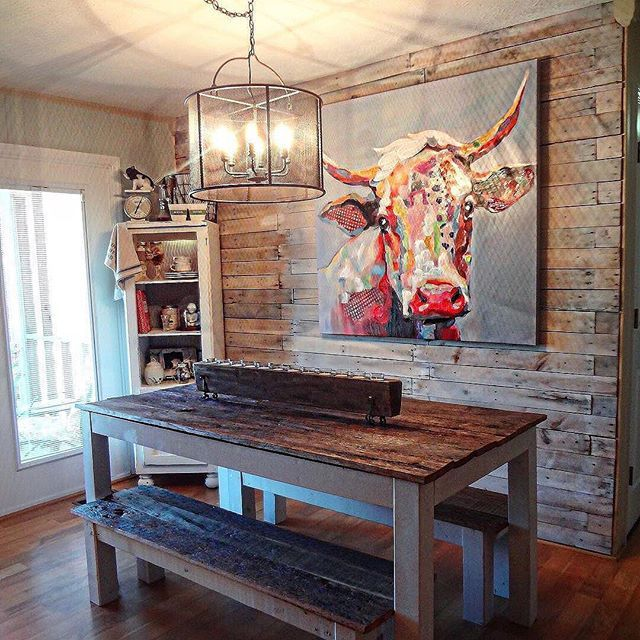 We Are So Excited @caitrichmond_ Used Betsy The Cow #CanvasArt To Add A #