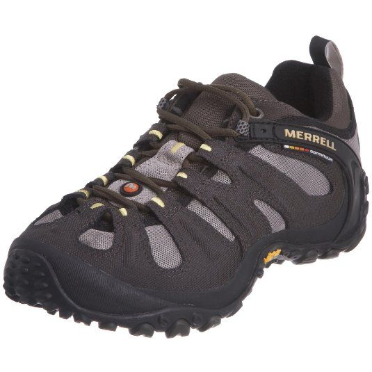 Merrell Mens Chameleon Wrap Slam Lace Up Trekking and Hiking Shoes: Merrell:  Amazon.