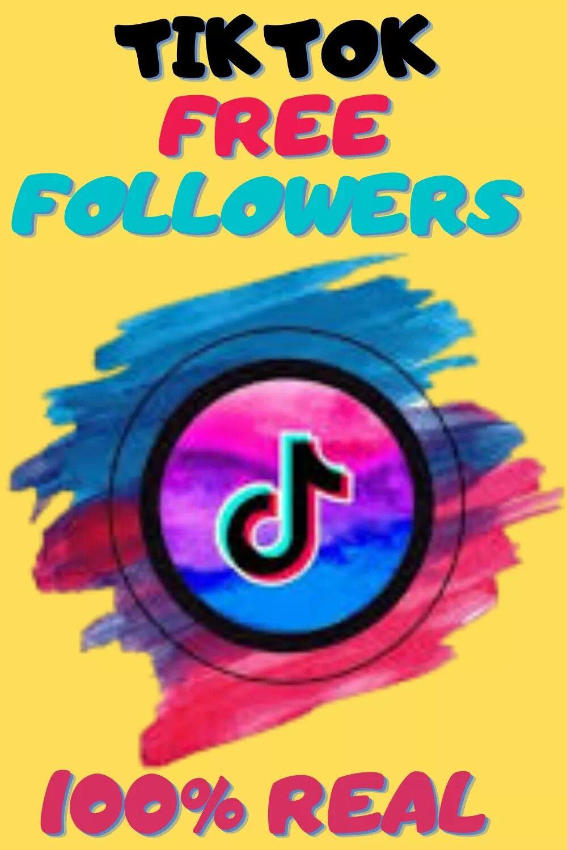 Free Tiktok Real Followers Generator In 2020 Generation Free Followers Free