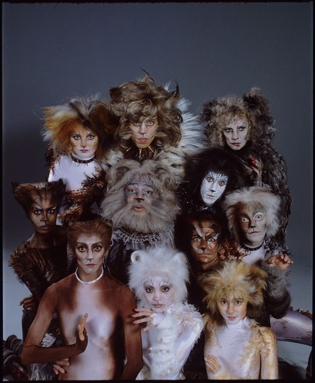 Original Broadway Cast Cats musical, Cats, Musicals