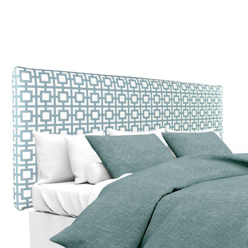 MJL Designs Gigi Upholstered Headboard | Products | Pinterest