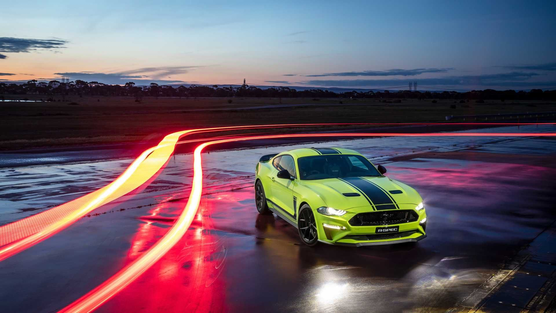 Wallpaper Of The Day 2020 Ford Mustang R Spec Top Speed Ford
