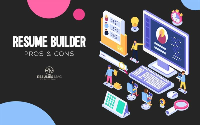 Online Resume Builders Pros and Cons - Resume builder, Online resume, Resume, Free resume builder, Online resume builder, Resume writing services - Discussing the pros and cons to using Online Resume Builders or not, while considering other options available to build an impressive resume