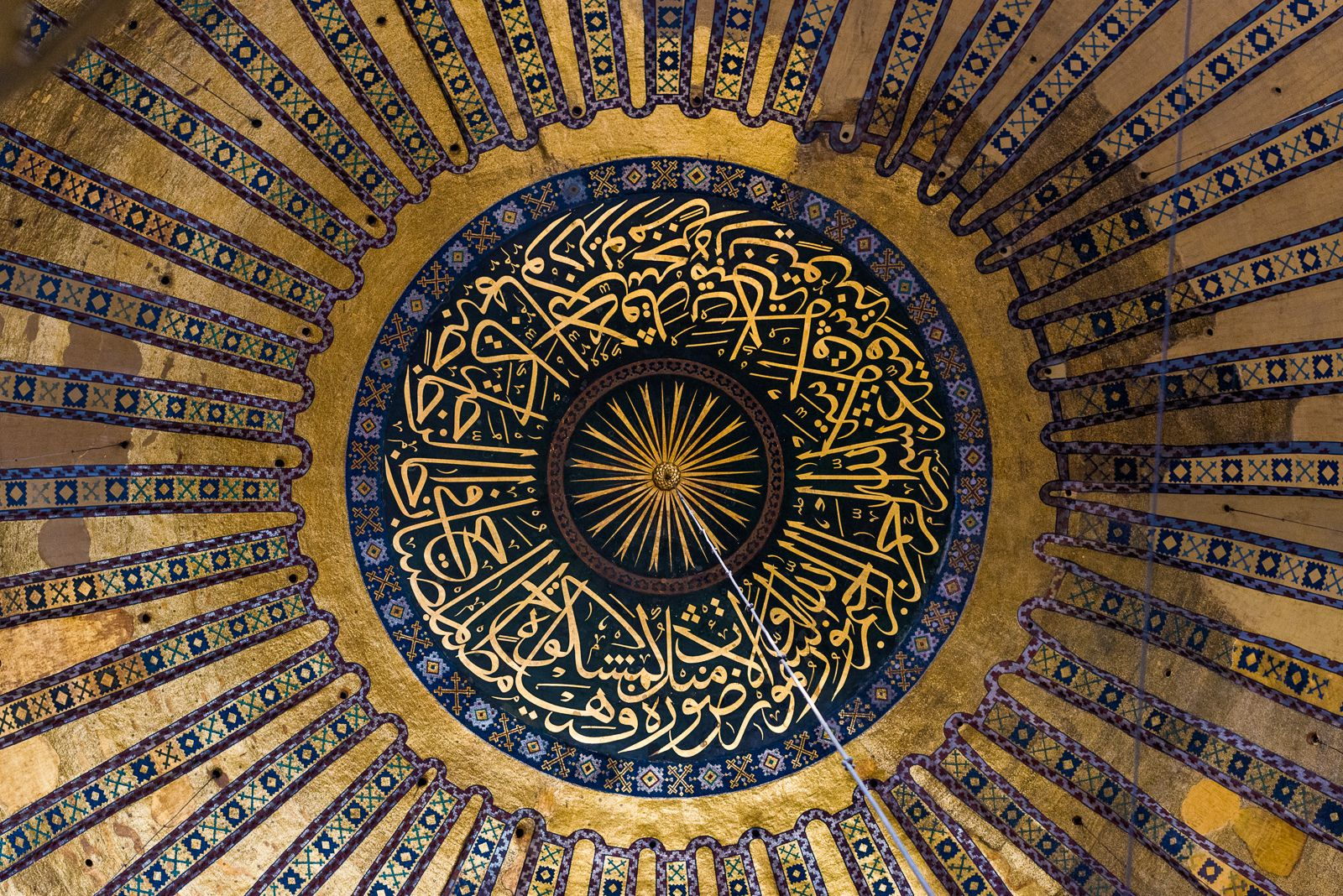 Hagia Sophia Dome Hagia Sophia Hagia Sophia Istanbul European Architecture