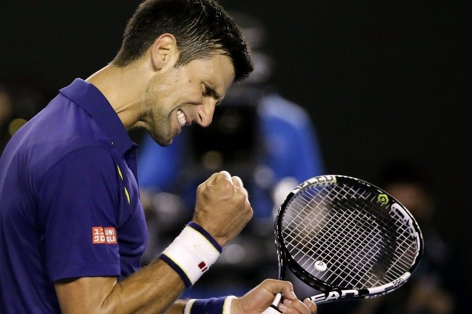 Novak Djokovic wins 2016 Australian Open beating Andy Murray - https://movietvtechgeeks.com/novak-djokovic-wins-2016-australian-open-beating-andy-murray/-Novak Djokovic defeated Andy Murray in straight sets on Sunday to win the Australian Open, and capture his 11th Grand Slam title. This puts him at seventh on the list of all-time leaders, tied with Bjorn Borg.