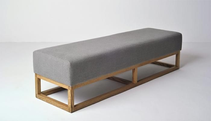 soho bed end ottoman available in a variety of fabrics. Black Bedroom Furniture Sets. Home Design Ideas