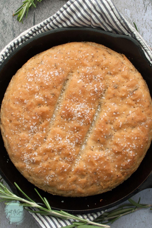 Gluten Free Rosemary Bread Just As Good Recipe In 2020 Gluten Free Artisan Bread Gluten Free Bread Machine Gluten Free Bread Machine Recipe