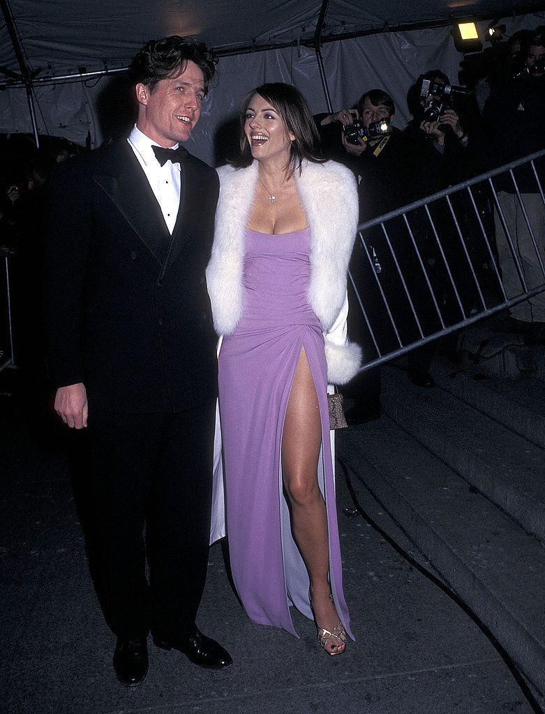 Liz hurley versace dress - The Most Unforgettable Met Gala Moments Elizabeth Hurleyelizabeth