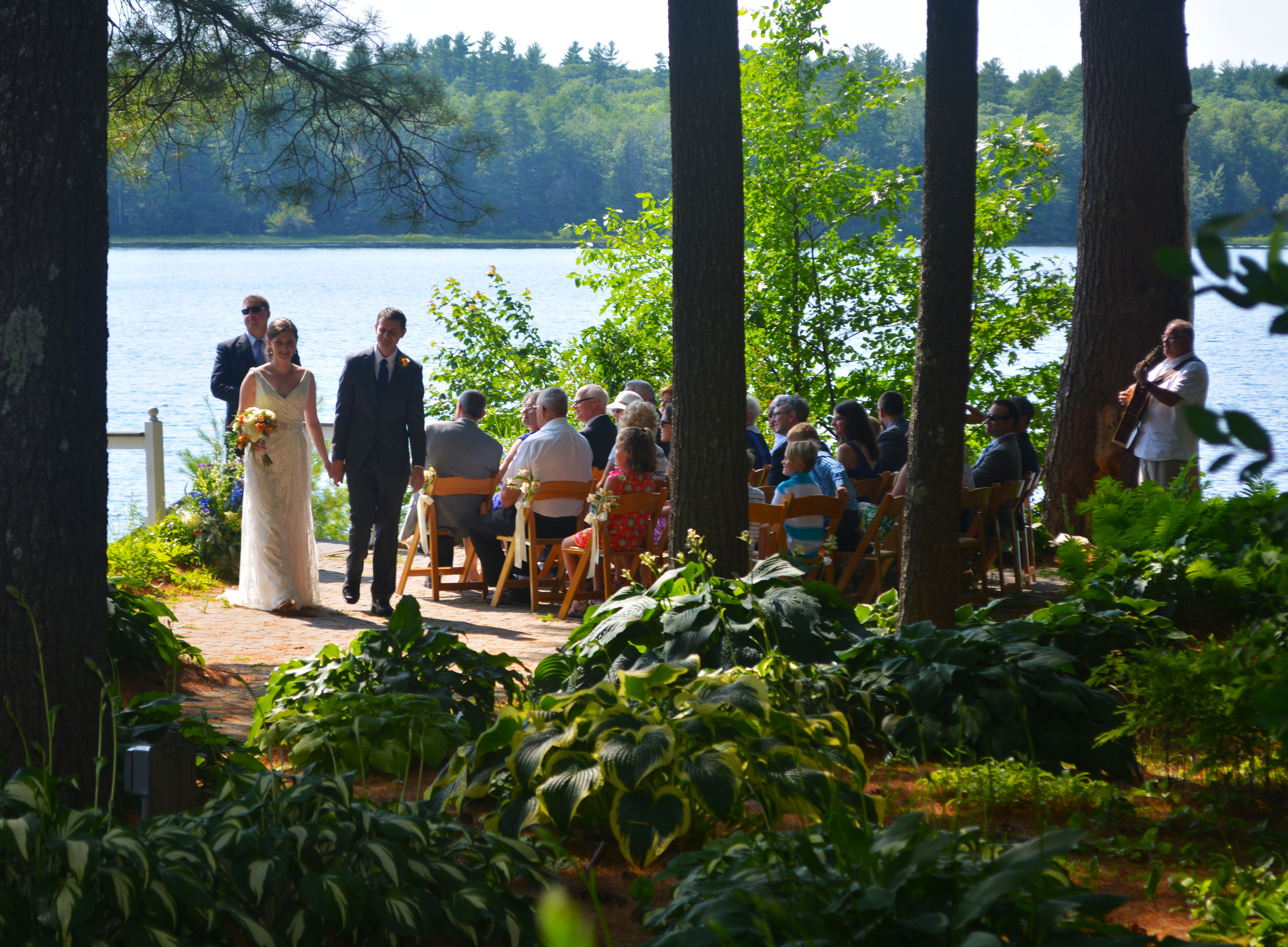 Small Maine Weddings & Elopements | Real Wedding Photo ...