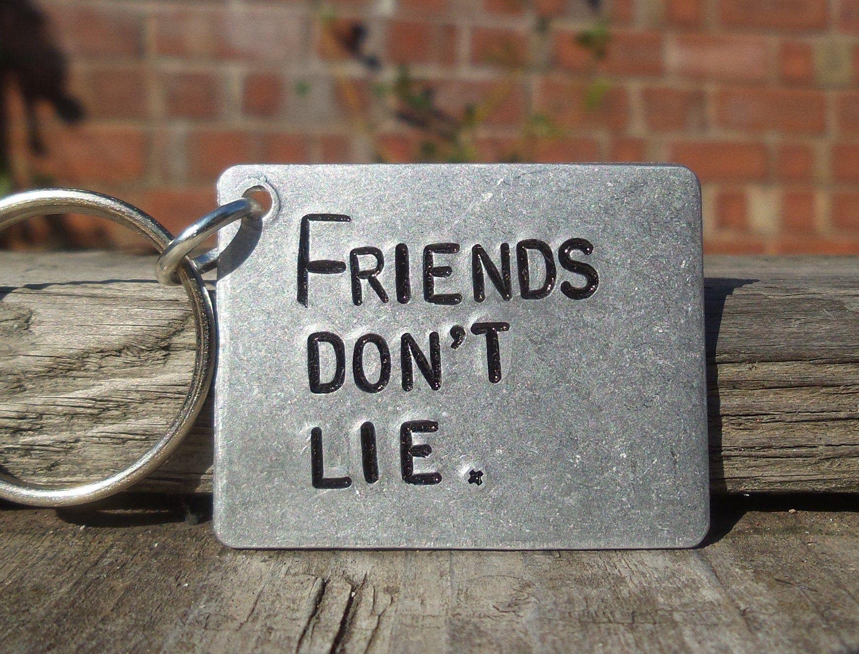 Friends dont lie stranger things boyfriend girlfriend