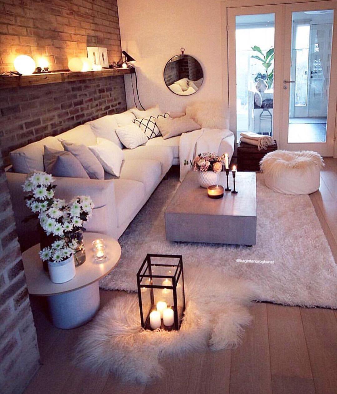 """Cozy Hous Ideas: Interior Design & Home Decor On Instagram: """" ️Livingroom"""
