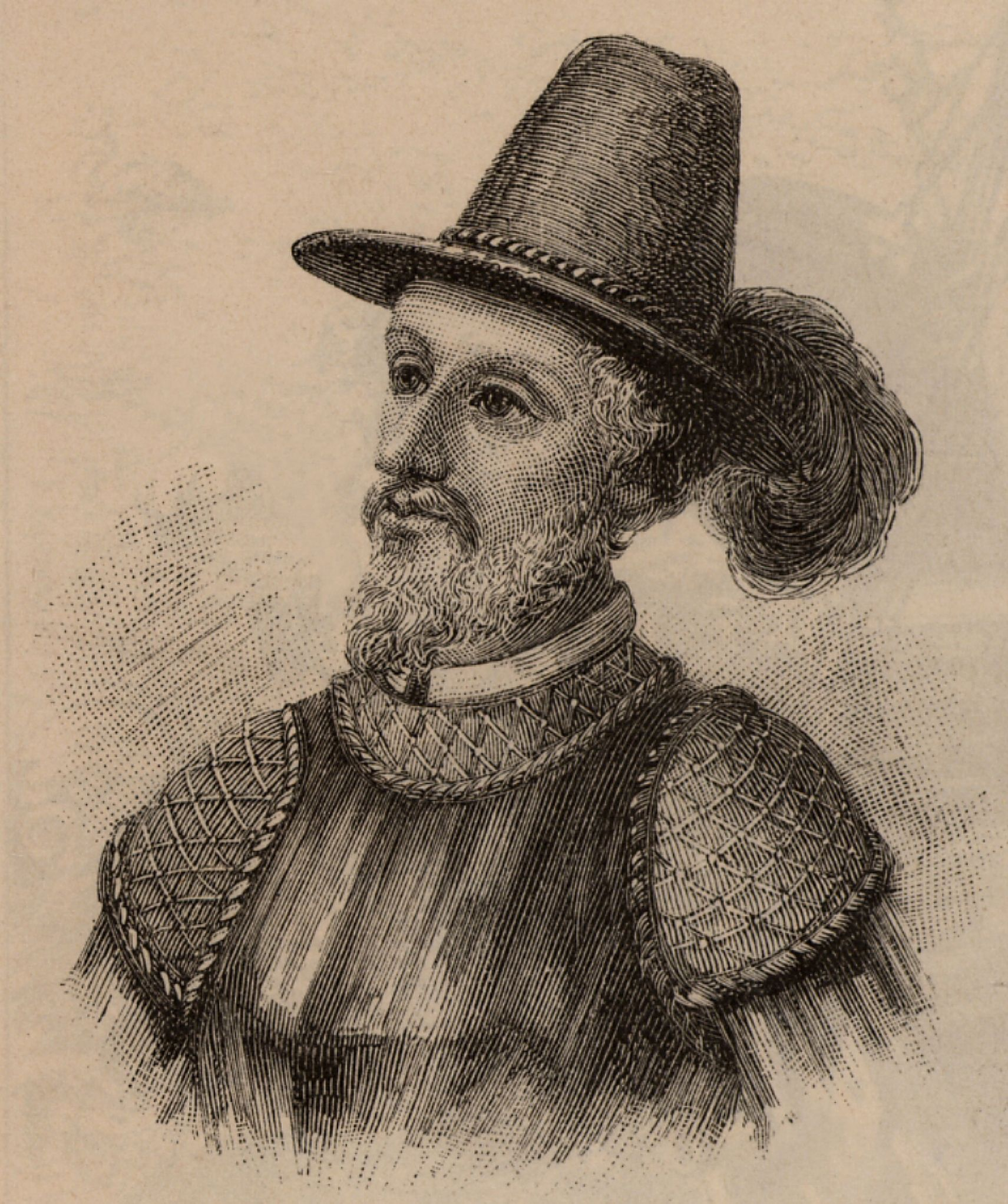 Juan Ponce De Leon Famous Explorers Of The World