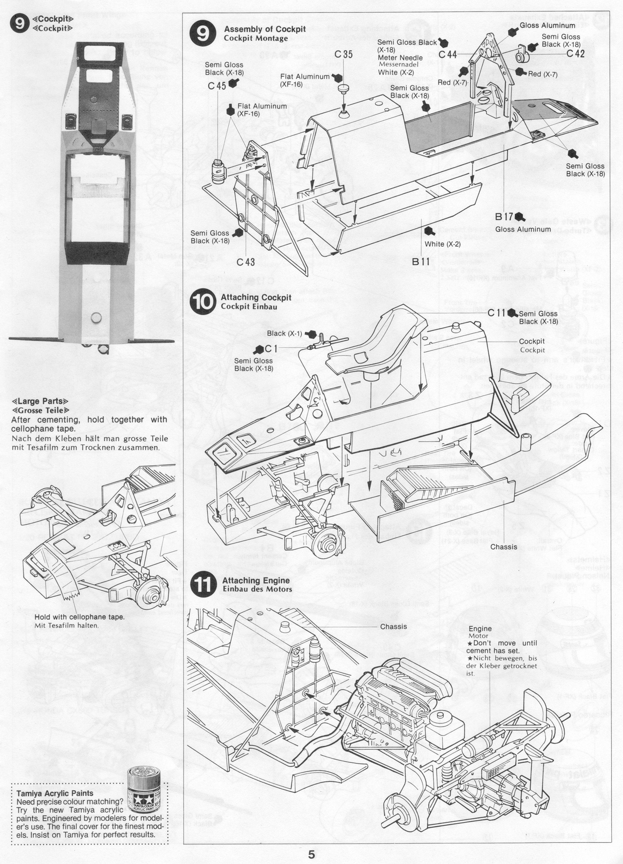 Pin By Gluefinger On Tamiya 1 20 Brabham Bt50