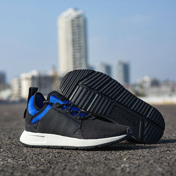 cac9a5811 Adidas X Plr NMD Coal Black Royal Blue White Buy Shoe