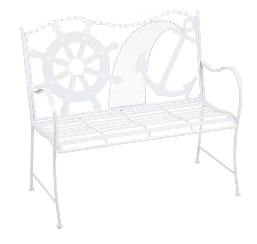 Shop On The Web Howell Coastal Metal Garden Bench By Breakwater Bay Metal Garden Benches Garden Bench Patio Furniture Deals