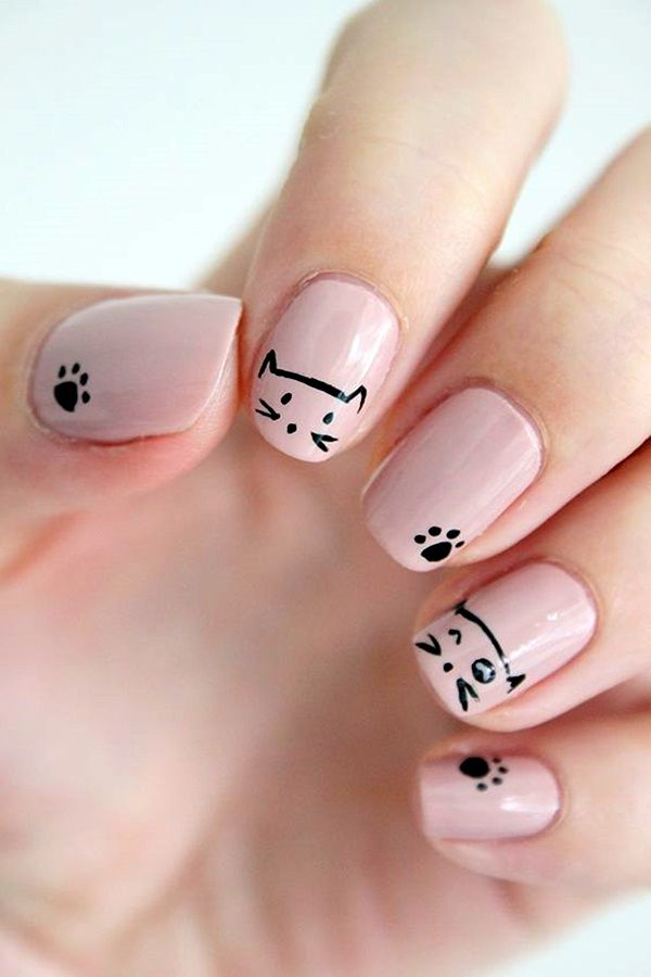 45 Easy Nail Polish Ideas And Designs 2016 | Easy, Manicure and Make up