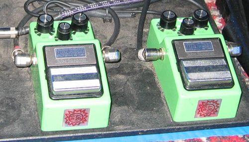 Ibanez - Tube Screamer (aNaLoG MaN TS9/808 Silver Mod)   Things I