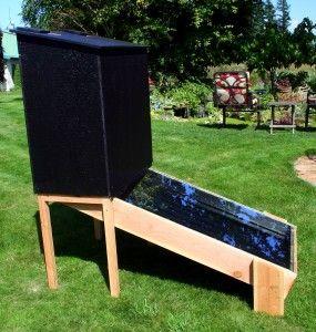 Solar Food Dehydrator 2