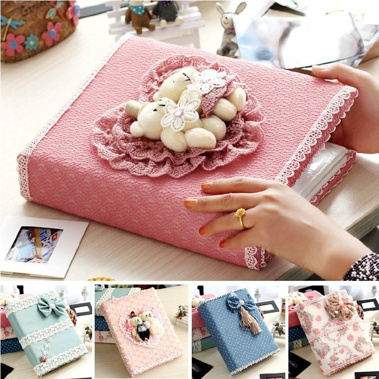 Cheap Photo Wedding Album Buy Quality Sleeves Directly From China Digital Suppliers 7 Inch Teddy Bears Interleaf Type