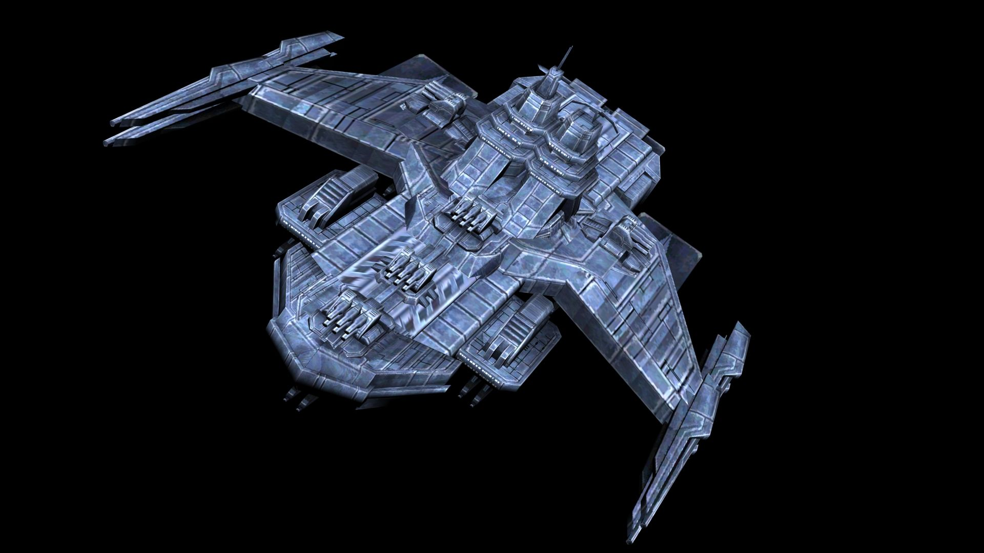 Experimental Uef Spaceship Image