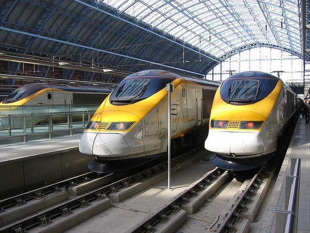 Eurostar European Train Travel Eurostar Europe Train