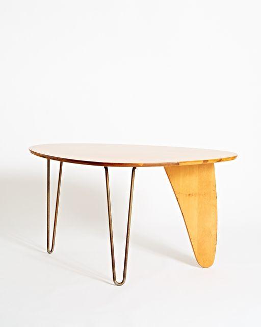 Isamu Noguchi . Rudder Table, 1944