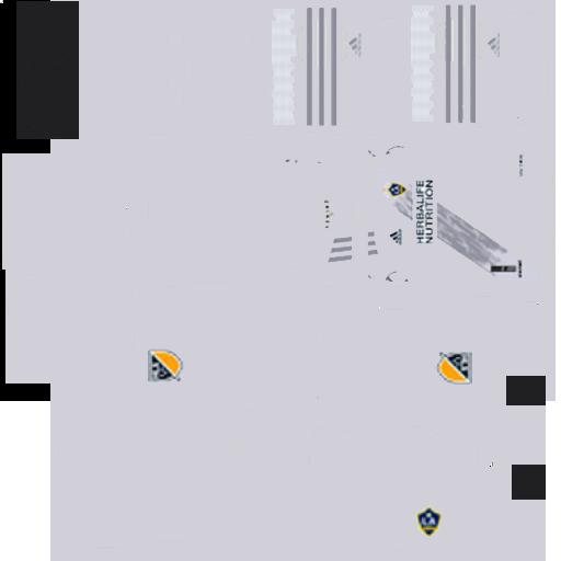 La Galaxy Major League Soccer Kit Dream League Soccer 2020 La Galaxy Major League Soccer Soccer Kits