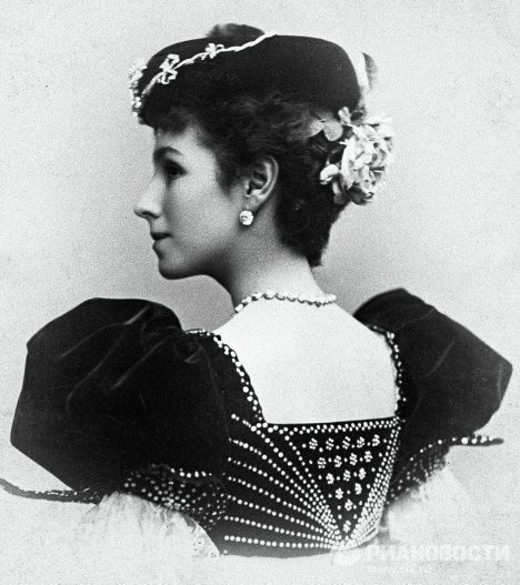 Accueil - (page 3) - DONA RUSSIE - Mathilde Kschessinska, première ballerine,