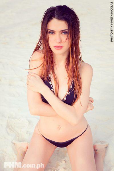 Erica campbell bikini
