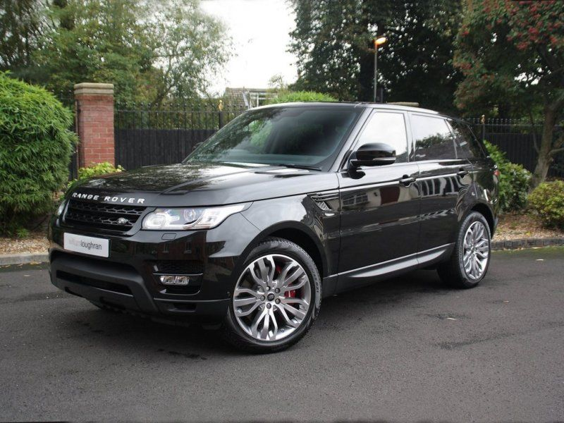 2013 Land Rover Range Rover Sport Hse Sdv6 For Sale