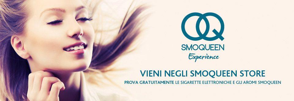 Smoqueen - TRIESTE: inaugurazione Centro Commerciale IL GIULIA il 07/05/2013