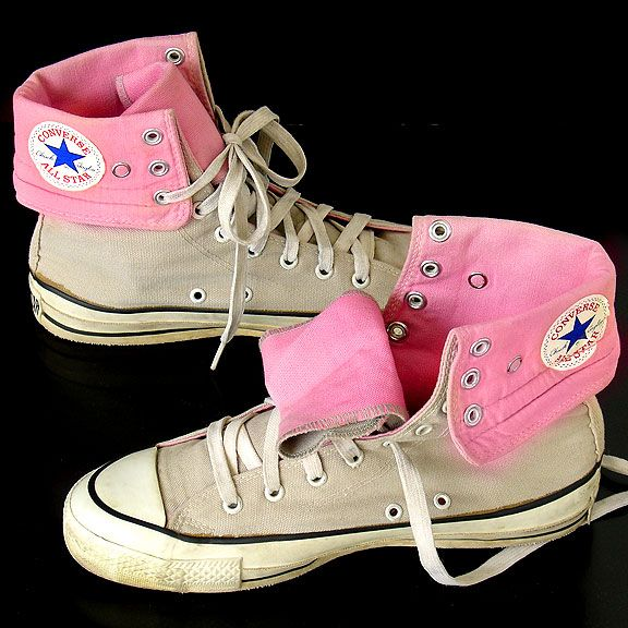 Vintage US-made Converse All Star Chuck