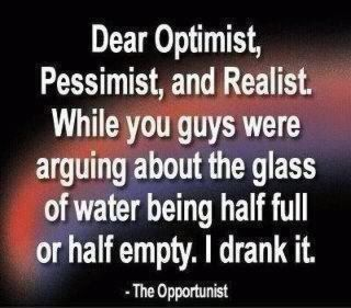 When The Door Opens Step Inside Opportunity My Glass Is Half