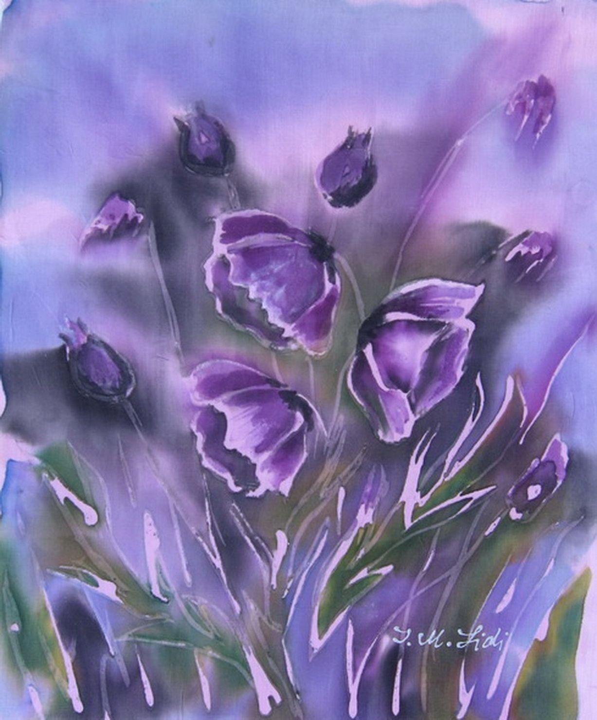 makovi lila
