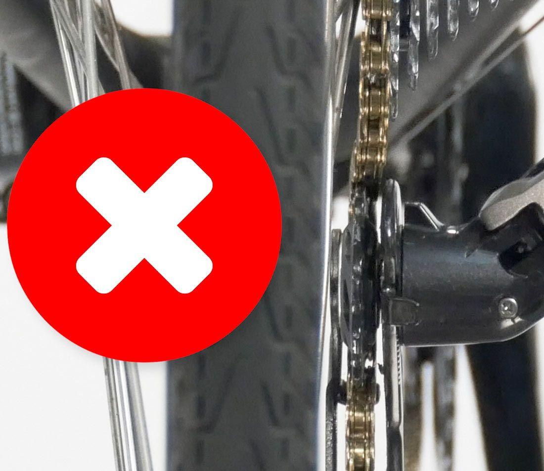 Rear Derailleur Adjustment Park Tool Push Bikes Park