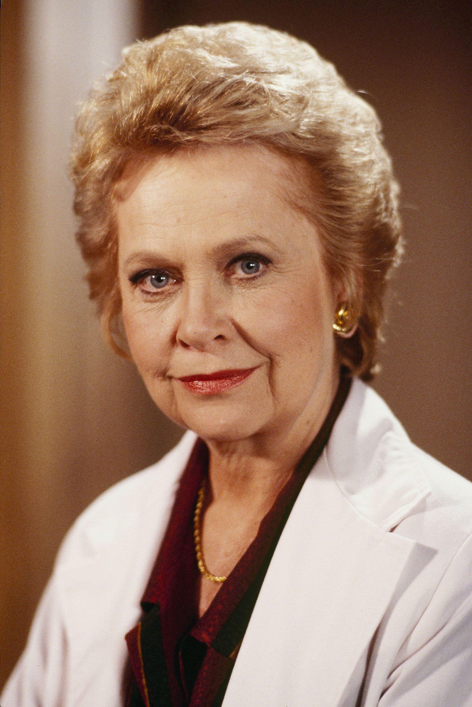 Georgann Johnson Veteran Tv And Broadway Star Dies At 91 Dr Quinn Medicine Woman Dr Quinn Character Actor