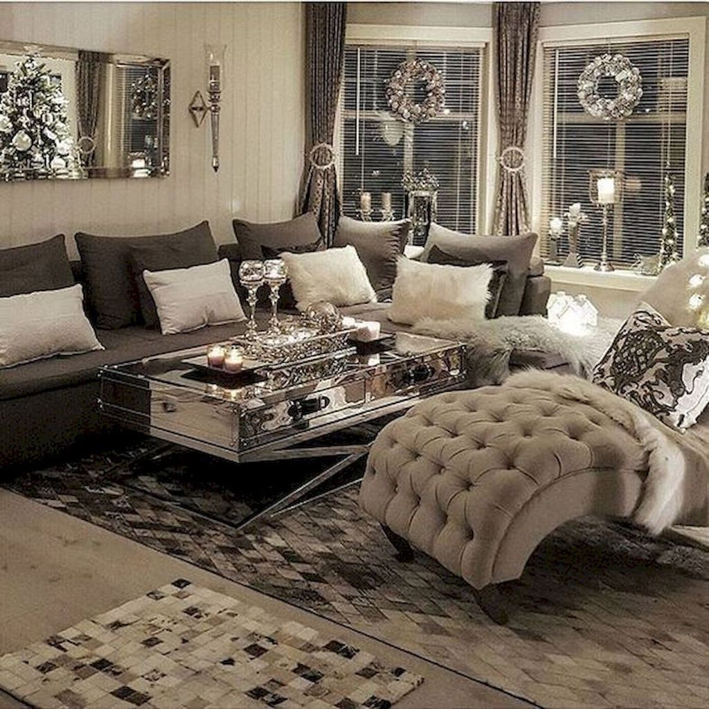 45 Awesome Winter Living Room Ideas