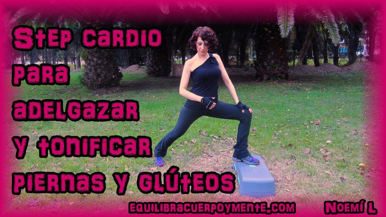 Videos de aerobic para adelgazar