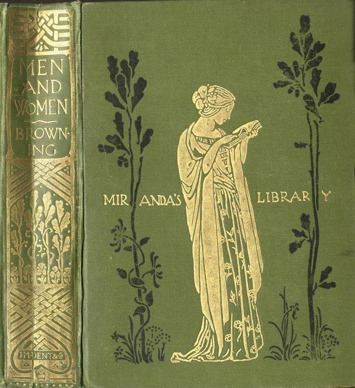 Men and Women ...Robert Browning 1903