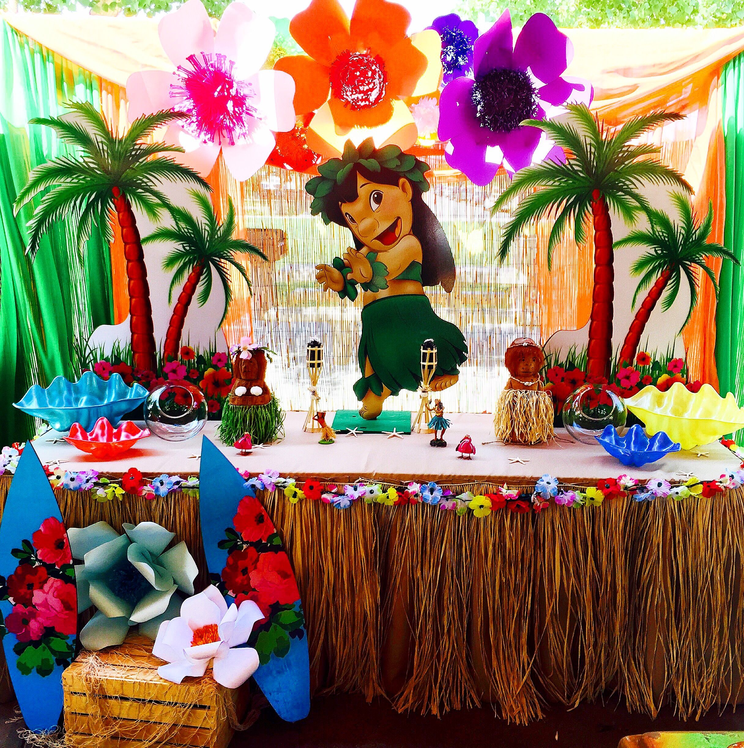 Lilo & Stitch Candy Station