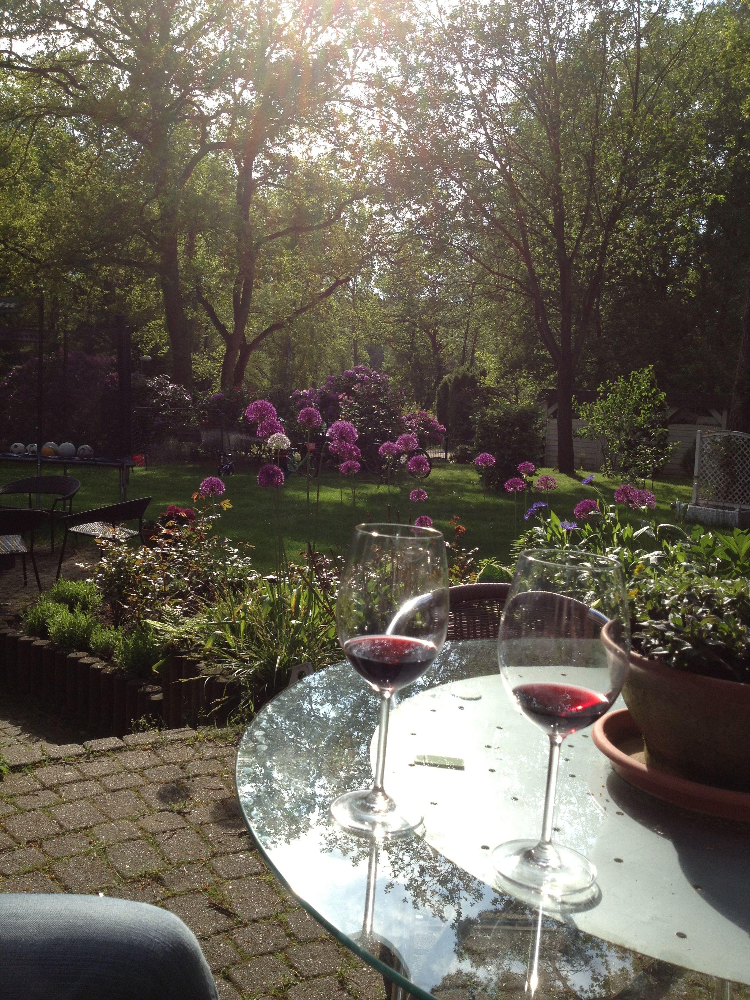 Loving my garden!