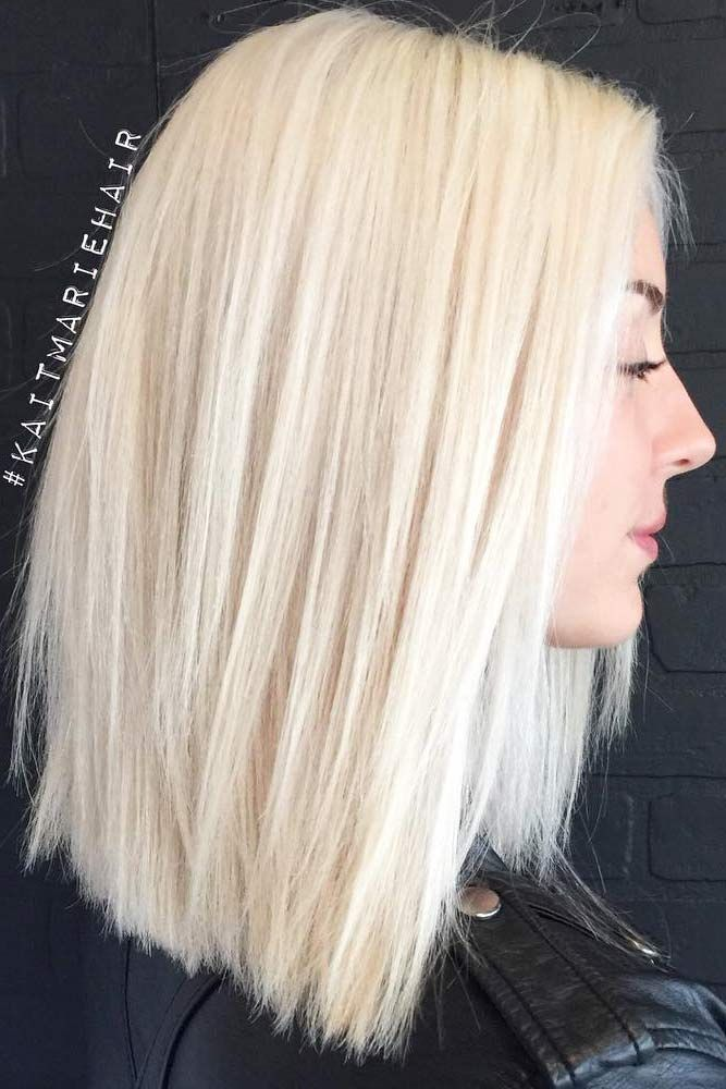 50 Platinum Blonde Hair Shades And Highlights For 2018 Blondes