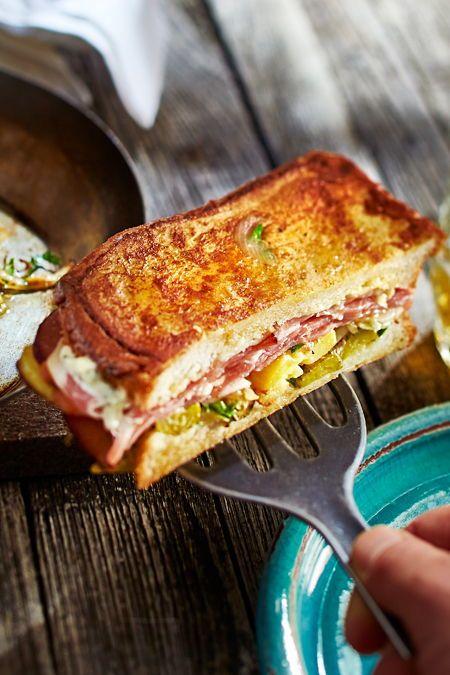 Photo of Peasant Breakfast Sandwich Recipe DELICIOUS
