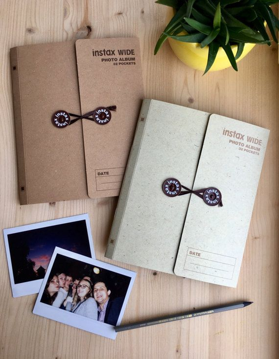 Instax Wide Photo Album For 32 Photos Instax Photo Album For Instax