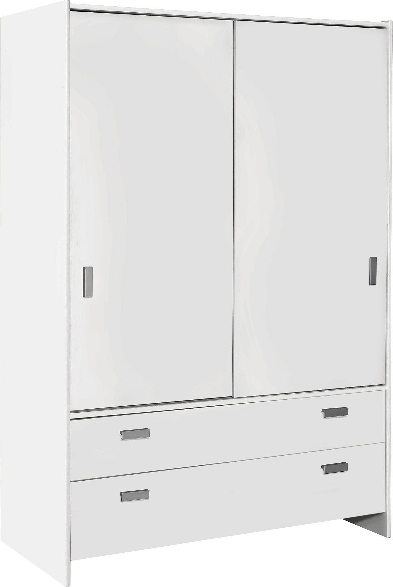 White Wardrobe With Drawers Https Www Otoseriilan Com In 2020 Wardrobe Drawers White Gloss Wardrobes Mirrored Wardrobe Doors