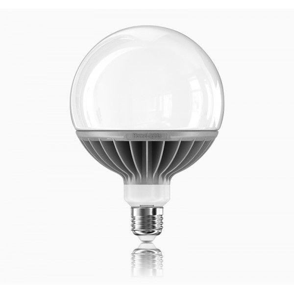 Ampoule LED E27 globe 45 W  - 31,90 €