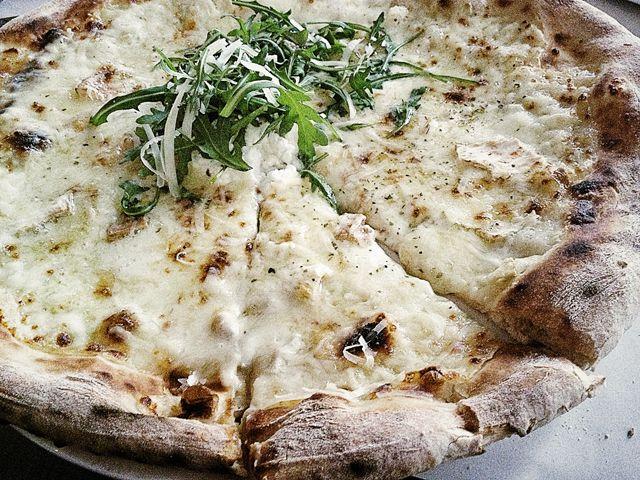 Italian Pizza ai Formaggio