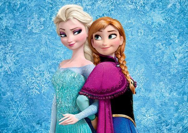 Anna Y Elsa De Frozen Pueden Ensenar A Las Ninas A Programar Imagenes De Frozen La Pelicula Frozen Traje De Frozen